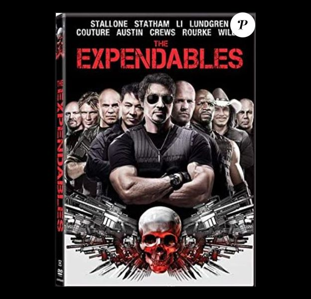"""Affiche """"The Expendables"""""""