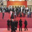 """Exclusif - Illustration - Arrivées à la montée des marches du film """"Sibyl"""" lors du 72ème Festival International du Film de Cannes. Le 24 mai 2019."""