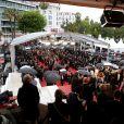 """Illustration - Montée des marches du film """"Les plus belles années d'une vie"""" lors du 72ème Festival International du Film de Cannes. Le 18 mai 2019 © Jacovides-Moreau / Bestimage"""