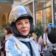 """Julie Depardieu - Sortie des people de l'enregistrement de l'émission """"Vivement Dimanche"""" à Paris le 17 septembre 2018."""