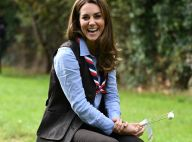 Kate Middleton : Marshmallows grillés et grosses bottes, joyeux retour en enfance