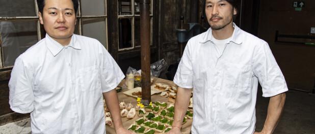 Taku Sekine : Suicide du chef de 39 ans, victime de