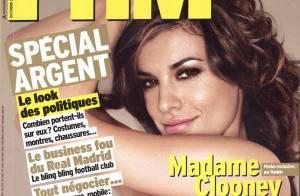 Elisabetta Canalis : la sublime girlfriend de George Clooney se dévoile... et c'est sublime !