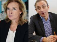 Valérie Trierweiler repart en guerre contre Éric Zemmour : appel au boycott !