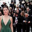 """Virginie Ledoyen - Montée des marches du film """"Once upon a time... in Hollywood"""" lors du 72e Festival International du Film de Cannes. Le 21 mai 2019. © Jacovides-Moreau / Bestimage"""