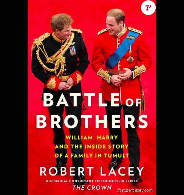 """La nouvelle biographie """"Battle of Brothers"""", consacrée au prince Harry et au """"Megxit"""", signée Robert Lacey, sortira le 15 octobre 2020."""