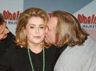 """Gérard Depardieu : Catherine Deneuve sa """"chérie"""", sa passion folle pour les actrices"""