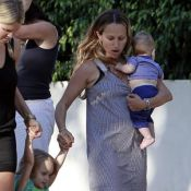 Jennifer Meyer, l'épouse de Tobey Maguire : atteinte du syndrome Jennifer Garner ! Au secours !