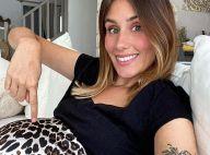 """Jesta Hillmann enceinte : le sexe de son bébé (enfin) dévoilé après avoir été """"limite insultée"""""""
