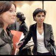 Rachida Dati à Strasbourg le 15 septembre