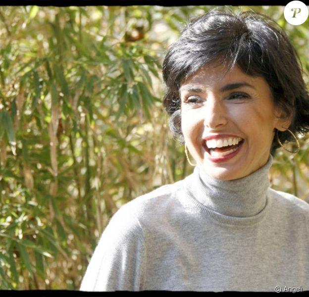 Rachida Dati au Val-Fouré à Mantes-la-Jolie le 26 septembre 2009