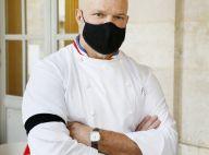 """Objectif Top Chef : Philippe Etchebest, """"trop tactile"""", rappelé à l'ordre par la production"""