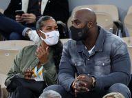 Roland-Garros : Teddy Riner et Nicolas Duvauchelle, avec leurs femmes pour la finale