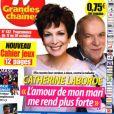 """Couverture du magazine """"TV Grandes Chaînes"""" du 12 octobre 2020"""
