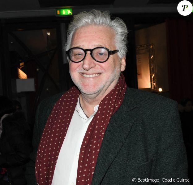 Exclusif - Gilbert Rozon - People au concert de Dave à Bobino à Paris © Coadic Guirec/Bestimage
