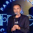 Exclusif - Élie Semoun lors de la soirée de lancement du Fridge, le nouveau comedy club de Kev Adams à Paris le 24 septembre 2020. © Rachid Bellak / Bestimage