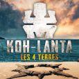"""""""Koh-Lanta, Les 4 Terres"""", saison du jeu d'aventure."""