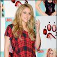 Shakira fait la promotion de son album  She Wolf  à Madrid le 28 septembre 2009