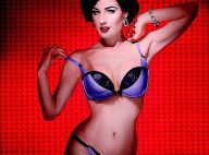 Quand Dita Von Teese s'effeuille pour Wonderbra... c'est tellement sexy !
