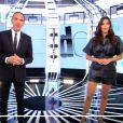 Iris Mittenaere et Nikos Aliagas co-animent 50'Inside sur TF1