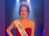 Miss France 2021 : Lara Gautier est Miss Côte d'Azur 2020