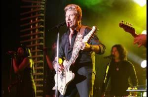Johnny Hallyday : Son concert en Belgique de ce soir vient d'être annulé...