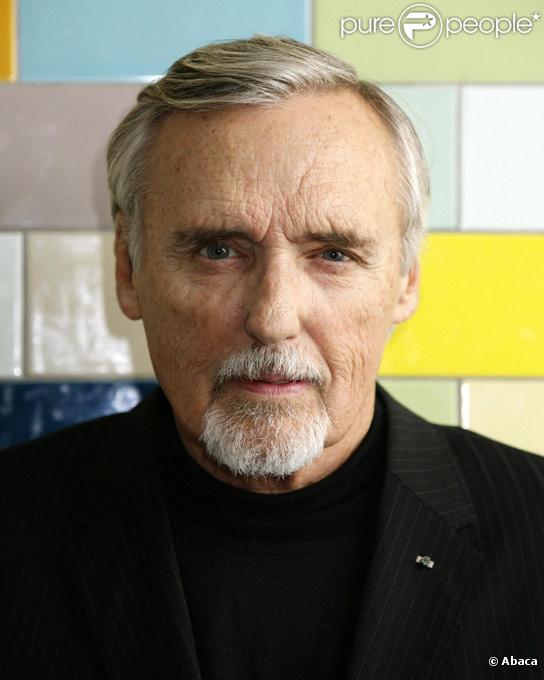 Dennis Hopper en octobre 2008