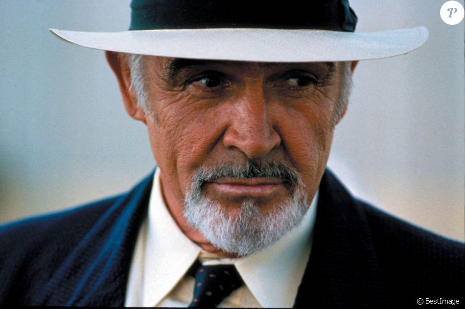 Archives - Sean Connery à New York en 1997. @John Barrett