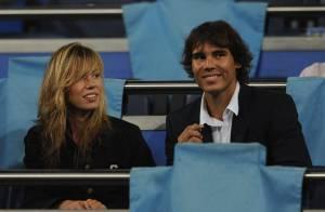 Rafael Nadal en nouvelle charmante compagnie à Madrid... et Bixente Lizarazu dans les tribunes !