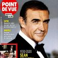 """Pierre Casiraghi dans le magazine """"Point de vue"""" du 4 novembre 2020."""