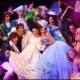 Troupe du spectacle Mozart, l'Opéra rock.