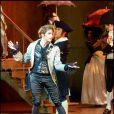 Mikelangelo Loconte dans la comédie musicale Mozart, l'Opéra rock.