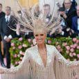 Celine Dion arrive au MET Gala à New York
