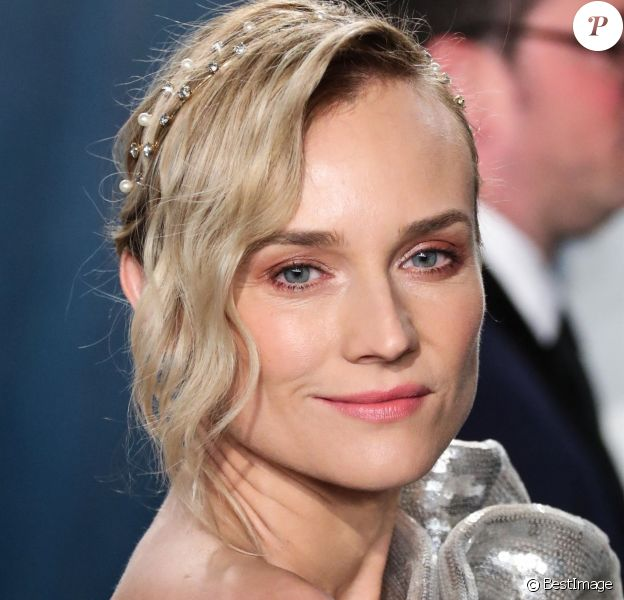 "Diane Kruger - People à la soirée ""Vanity Fair Oscar Party"" après la 92ème cérémonie des Oscars 2020 au Wallis Annenberg Center for the Performing Arts à Los Angeles."