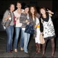 Le 29 septembre dans les rues de Los Angeles, Sharon Stone avec ses copines.