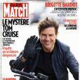 """Couverture de """"Paris Match"""", numéro du 19 novembre 2020."""