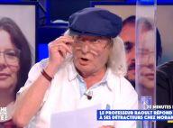 """René Malleville s'emporte et annonce son départ de TPMP : """"Marre de cet abruti de Castaldi"""""""