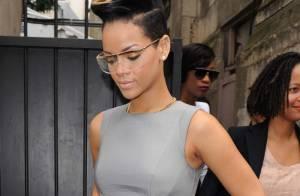 Rihanna : La reine de la Fashion Week c'est elle... Hier elle était