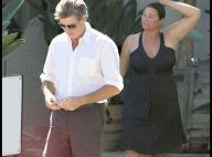 Pierce Brosnan : toujours indécollable et amoureux de sa voluptueuse femme... nous sommes jalouses !