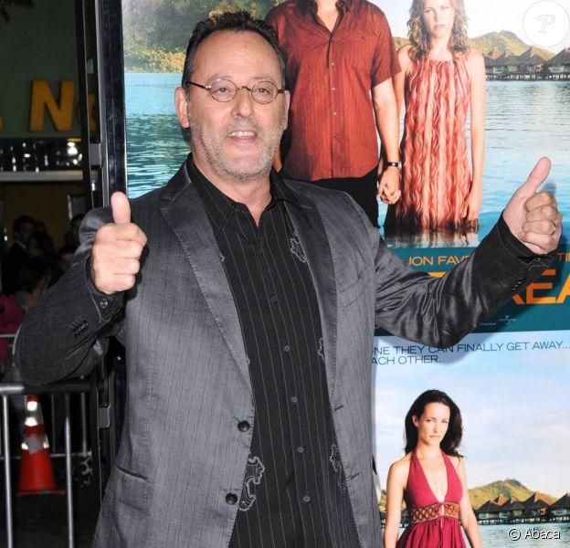Jean Reno au top, à l'occasion de l'avant-première de Thérapie de Couples, au Mann's Chinese Theatre de Los Angeles, le 5 octobre 2009 !