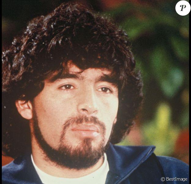 Archives - Diego Maradona à Paris en 1986