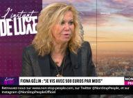 Fiona Gélin au bord d'un gouffre financier, elle vit avec 500€ d'allocation handicapé