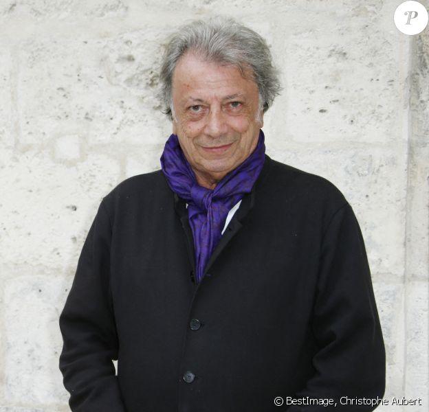 Hervé Vilard - Les célébrités lors de la 11ème édition du Festival du Film Francophone d'Angoulême ©Christophe Aubert via Bestimage