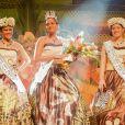 Mylène Halemai  est  Miss Wallis et Futuna 2020