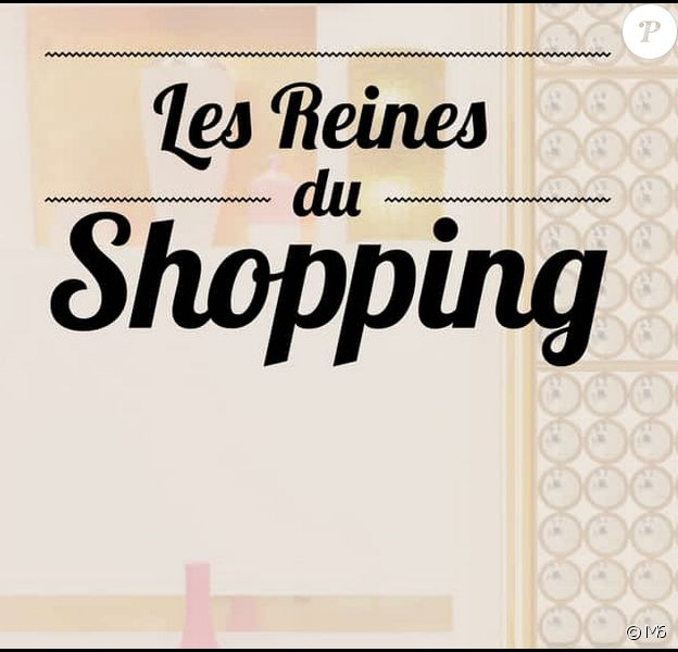 Affiche officielle de l'émission Les Reines du shopping (M6)