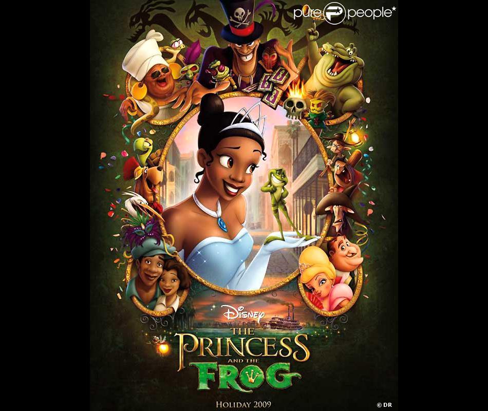 La princesse et la grenouille des studios disney purepeople - La princesse et la grnouille ...