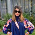 """Exclusif - Karine Ferri - People au défilé de mode PAP printemps-été 2020 """"Leonard"""" à Paris le 27 septembre 2019 © Veeren / Christophe Clovis / Bestimage"""