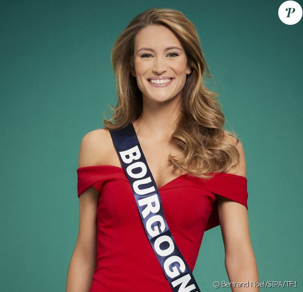 Miss Bourgogne : Lou-Anne Lorphelin, 23 ans, étudiante en marketing et business