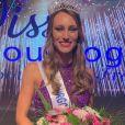 Lou-Anne Lorphelin, sacrée Miss Bourgogne 2020.