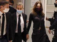 Carla Bruni-Sarkozy exprime tout son amour à Nicolas, la relaxe demandée par l'avocate